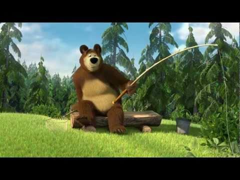 идем ловить медведя мультфильм
