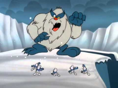 Smurfs s01e33 - The Abominable Snowbeast.avi